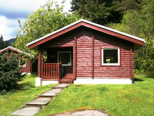 log cabins uk - 12 Chase The Wild Goose Lodges for sale